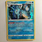 Kingdra 033/163 - Holo Rare - SWSH Battle Styles 2021 NM Pokemon Card
