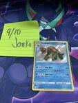 Pokemon TCG SS Shining Fates Drednaw SV029/SV122 Shiny Holo Rare NM