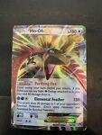 Ho-Oh EX 92/122 XY BREAKpoint LP/MP Pokémon Card