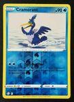 Pokemon TCG CRAMORANT 028/072 Shining Fates Reverse Holo