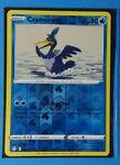 2x reverse holo Cramorant 028/072 Pokemon card Shining Fates uncommon NM