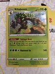 Rillaboom HOLO RARE 013/072 Shining Fates Pokemon TCG Card Near Mint