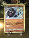 Pokemon TCG - Shining Fates - Sandaconda - SV071/SV122 - Baby Shiny - NM