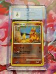 Pokemon Mysterious Treasures Magmar 54/123 CGC 6 Near Mint