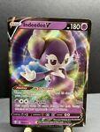 Pokemon Holo Indeedee V 039/072 Shining Fates Card NM