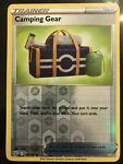 Reverse Holo Camping Gear Pokémon card (Battle Styles set, 122/163, NM)
