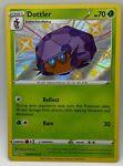 Pokémon Shiny Dottler Shining Fates SV008/122