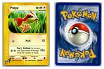Pidgey 123/165 REVERSE HOLO Expedition Pokemon Card P Condition