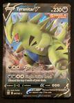 Pokémon TCG Tyranitar V Sword & Shield - Battle Styles 097/163 Holo Ultra Rare