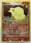 Pokemon Hidden Legends Ninetales 22/101 Reverse Holo Rare 2004