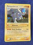 Rampardos 33/123 Holo Rare - See Pics! Pokémon Mysterious Treasures