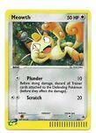 Pokemon Meowth Black Star Promo #013 Holo NM/Mint