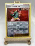 Pokemon Battle Styles Single Strike Style Mustard Reverse Holo 134/163