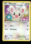 Pokemon TCG Minccino BW13 Black & White COSMOS HOLO RARE Promo Card 2011 NM