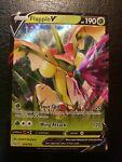 Pokemon - 018/163 Flapple V - Battle Styles - Fresh Pull - NM