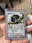 2006 Pokémon Rayquaza EX Promo 039 Ultra Rare Promo