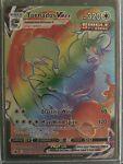Pokemon Chilling Reign Tornadus VMAX Rainbow Rare Full Art Secret Rare 209/198