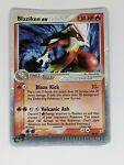 Blaziken ex Ultra Rare 89/95 x1x LP Pokemon TCG