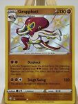 Pokemon TCG: Shining Fates - Grapploct SV073/SV122 (Baby Shiny Vault Holo Rare)