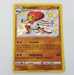 Shiny Grapploct SV073/SV122 Holo Rare Pokemon Shining Fates NM
