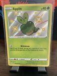 Shiny Applin SV012/SV122 Holo Rare Pokémon Shining Fates Shiny Vault - NM/M