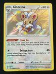 Cinccino SV094/SV122 Shiny Holo Rare Shining Fates Pokemon Card Near Mint NM