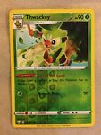 Thwackey 012/072 Reverse holo uncommon Shining Fates Pokemon card