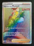 Single Strike Style Mustard 177/163 Battle Styles NM Rainbow