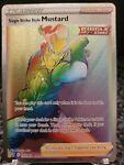 Pokémon TCG Single Strike Style Mustard Sword & Shield- Battle Styles 177/163 H…