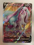 Pokemon TCG - SWSH Chilling Reign Galarian Rapidash V Full Art Card - 167/198