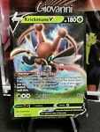 Pokémon TCG Kricketune V Sword & Shield - Battle Styles 006/163 Holo Ultra Rare
