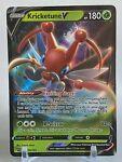 Kricketune V - 006/163 - Battle Styles - Full Art - Pokémon TCG Card - NM