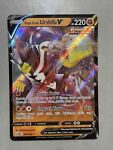 Single Strike Urshifu V 085/163 Pokémon Card Battle Styles Ultra Rare Holo