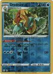 Pokemon TCG DREDNAW 027/072 Shining Fates Reverse Holo