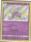 Hattrem SV055/SV122 Shiny Holo Rare Shining Fates Pokemon Card NM