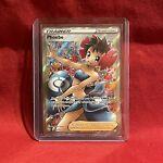 Phoebe Full Art Trainer 161/163 Battle Styles Ultra Rare Pokemon Card
