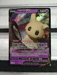 Pokemon Battle Styles Mimikyu V 062/163