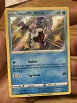 Galarian Mr. Mime SV020/SV122 Shiny Holo Rare Pokemon Shining Fates