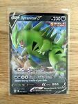 Tyranitar V 097/163 Full Art - Battle Styles Pokemon Card Near Mint