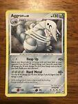 Pokemon Card - Mysterious Treasures 1/123 - AGGRON Lv.49 (holo-foil) - NM/Mint