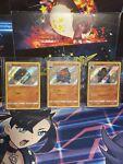 Pokemon Shining Fates Shiny Rolycoly & Shiny Carkol SV067 SV068