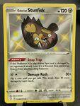 Pokemon - Galarian Stunfisk - Shiny Rare - SV088/SV122 Shining Fates - M/NM
