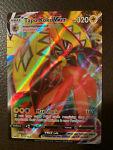 Tapu Koko Vmax 051/163 Battle Styles M Full Art Ultra Rare Pokemon Card