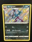 Morgrem SHINY SV084/SV122 Shining Fates NM Holo Foil Rare Pokemon Card