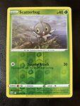 Pokémon TCG Scatterbug Sword & Shield Battle Styles 011/163 Reverse Holo Common