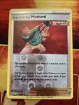 Pokemon Card - Single Strike Style Mustard Reverse - Battle Styles 134/163 NM