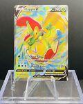 Flapple V 143/163 | Battle Styles | Full Art Ultra Rare | Pokemon M-NM