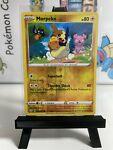 Morpeko Pokémon Card Common Reverse Holo Shining Fates Set Fresh Mint 036/072