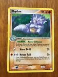 Pokemon Card Rhydon 46/101 Hidden Legends Near Mint Never Played
