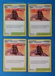 4x Tower of Darkness 137/163 Pokemon card Battle Styles uncommon NM